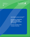 Business tranfer ecosystems and awareness raising activities
